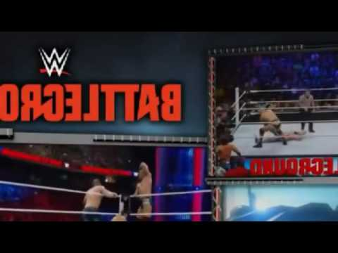 john cena team vs aj styles team wwe battleground 2016 full match