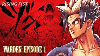 """The Bareknuckle Demon Killer"" | WARDEN: Episode 1"