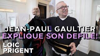 JEAN-PAUL GAULTIER : NO MORE SECRETS! by LOIC PRIGENT