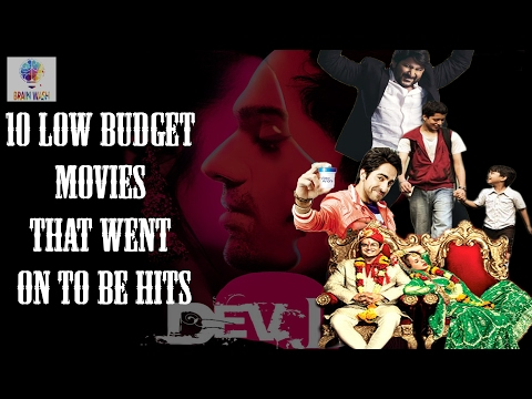 10 Low Budget Movies That Went on to be Hits.