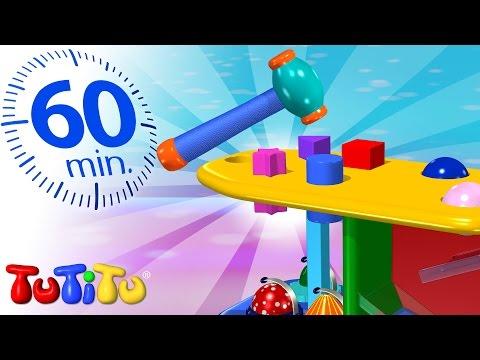 Tavolo con martello | E altri Giochi Educativi | Speciale per 1 ora