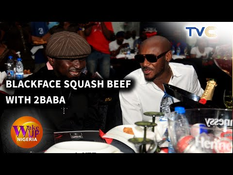 Blackface, 2Baba To Settle Out Of Court