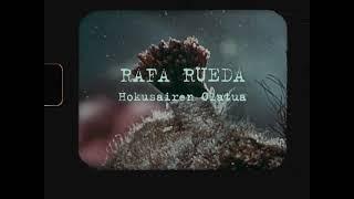 Rafa Rueda musikariaren 'Hokusairen Olatua' kantuaren bideoa