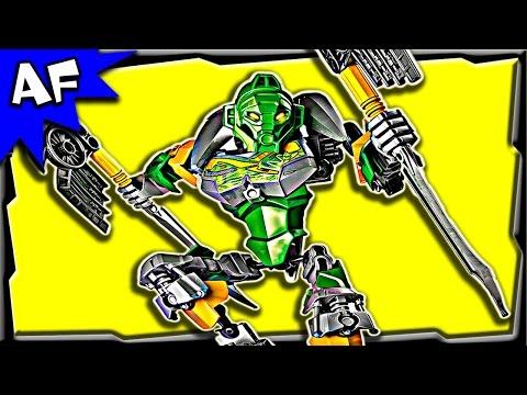 Vidéo LEGO Bionicle 70784 : Lewa - Maître de la Jungle