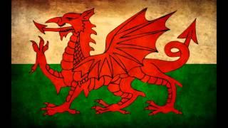 """Hymn Walijski / National Anthem of Wales """"Hen Wlad Fy Nhadau"""" HD"""