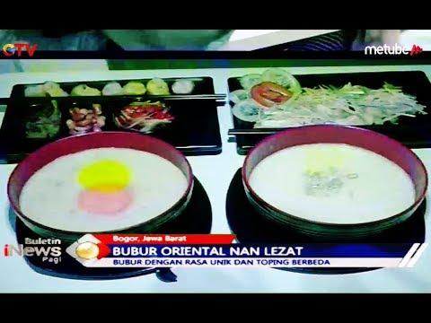 Mencicipi Bubur Oriental dengan Toping Berbeda di Bogor - BIP 25/08
