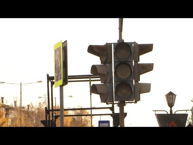 На Ленинградском не работают светофоры