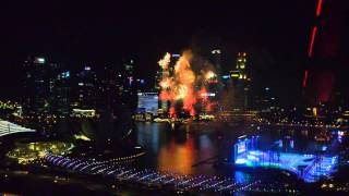 preview picture of video 'Singapore Food Festival'
