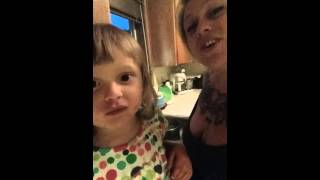 "Mommy & LillyBelle ""Lullaby"" (Anthony Green )"