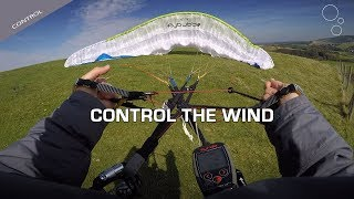 Control The Wind: Managing Your Paraglider On Windy Launch Sites