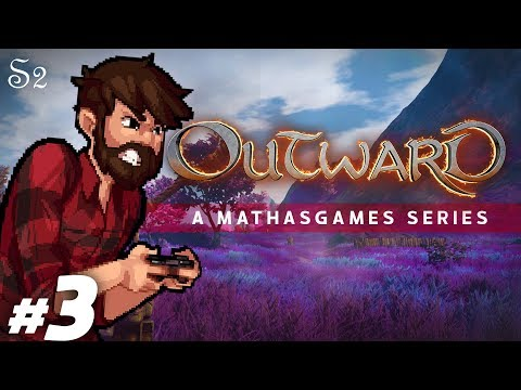 Outward | The Potential | Let's Play Outward Gameplay Season 2 Episode 3