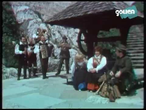 Ansambel bratov Avsenik - Ko lovec je na štoru spal