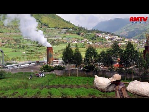Pemanfaatan Panas Bumi Perlu SDM dan Teknologi Memadai