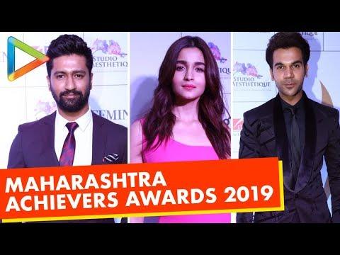 Alia Bhatt, Rajkummar Rao, Vicky Kaushal & others @ET Edge Maharashtra Achievers Awards 2019