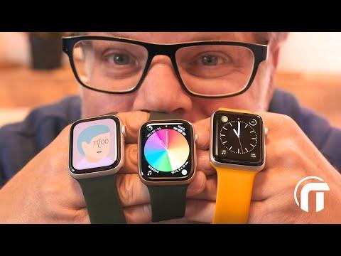 Apple Watch 6, SE ou 3 ? (guide d'achat Apple Watch 2020)