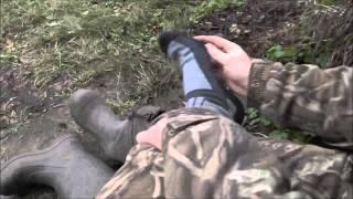 Зимние сапоги хаски для охоты и рыбалки