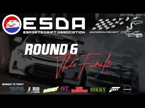 ESDA Round 6 Suzuka 2018 Full Stream