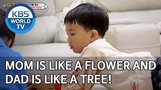 Mom is like a flower and dad is like a tree! [The Return of Superman/2020.01.05]