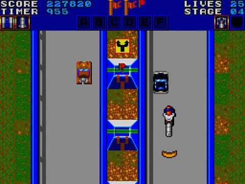 Amiga Longplay Action Fighter