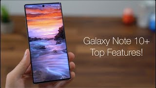 Samsung Galaxy Note 10+ Top 5 Features!