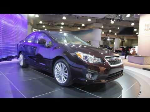 2012 Subaru Impreza Review New York 2011