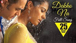 Dekho Na - Full Song | Fanaa | Aamir Khan | Kajol | Sonu