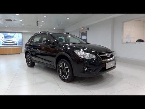 2012 Subaru XV 2.0i Start-Up and Full Vehicle Tour