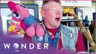 Bronies - Visiting A My Little Pony Convention | World Of Weird