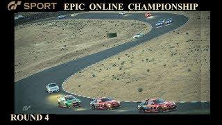 GT Sport - Epic Online Championship - Round 4/6