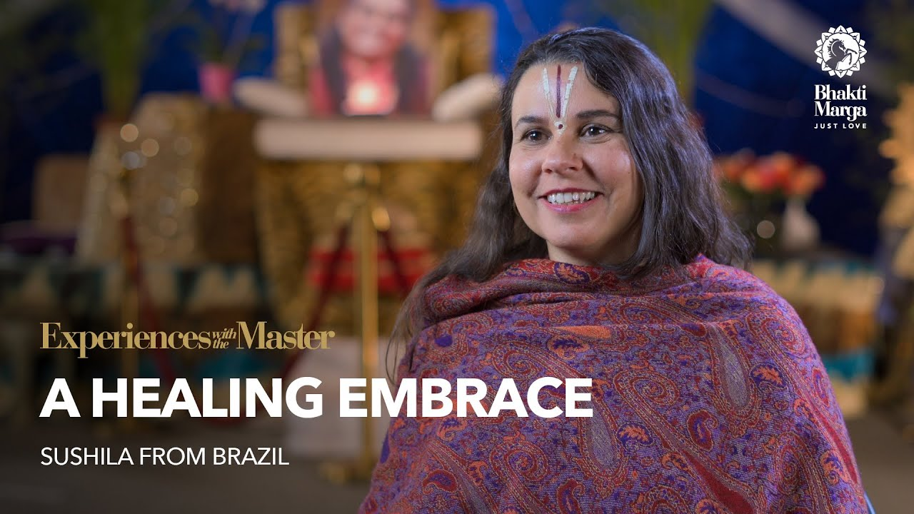 A Healing Embrace | Experiences with the Master