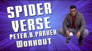 INTO THE SPIDER-VERSE (PETER.B.PARKER) KIDS WORKOUT