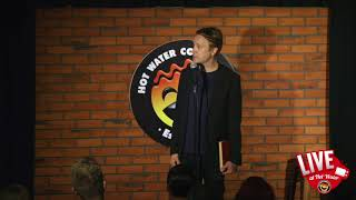 Bentley Browning | LIVE at Hot Water Comedy Club