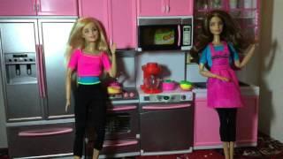 The IK Show Episode 2 (A Barbie stop motion)