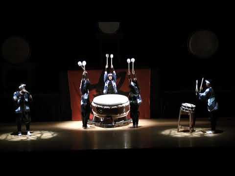 太鼓集団「怒」30周年記念公演 Desafio~怒、再び~ 第1部その2