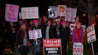 Locals return from Women