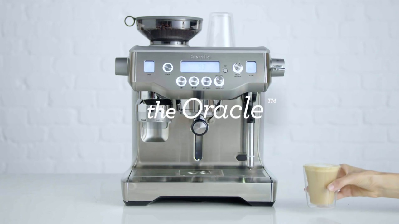 Breville Oracle key features