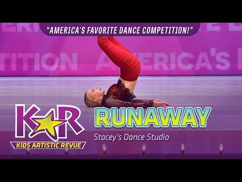 """""""Runaway"""" from Stacey's Dance Studio"""