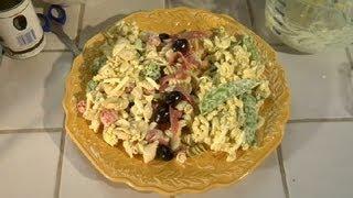 Potluck Macaroni Salad : Macaroni Salad Recipes