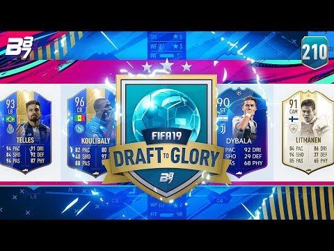 OMG! INSANE PROFIT MADE! | FIFA 19 DRAFT TO GLORY #210
