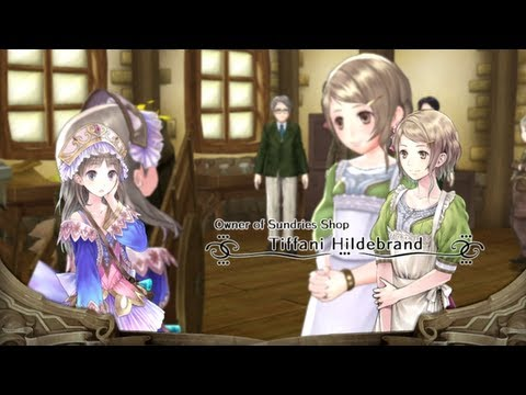 Видео № 0 из игры Atelier Totori The Adventurer Of Arland [PS3]