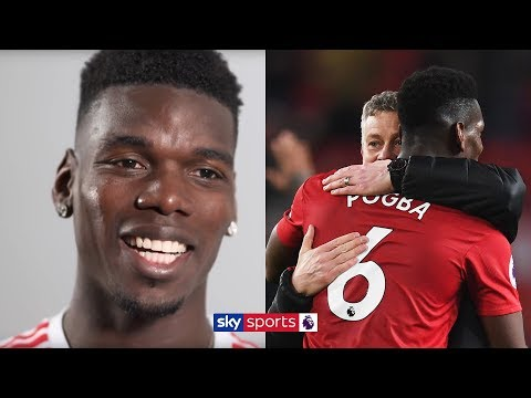 """When I'm happy, I play better!"" 