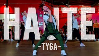Tyga   Haute Ft. J Balvin, Chris Brown | Hamilton Evans Choreography