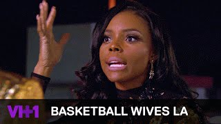 Duffey Thinks Angel Love Should Run From Jackie Christie | Basketball Wives LA