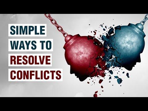 14 Effective Conflict Resolution Techniques