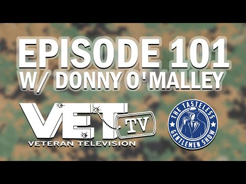 Episode 101 – Donny O'Malley of VetTV