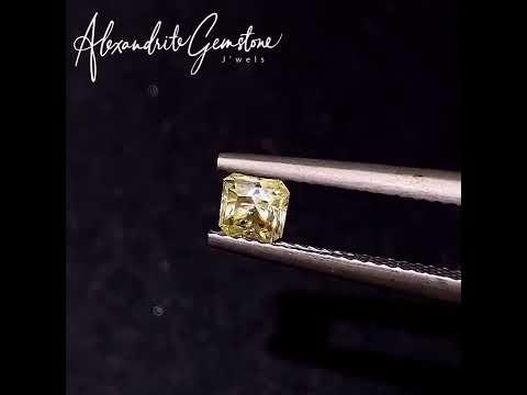 Alexandrite Gemstone & Jewellery Video 3