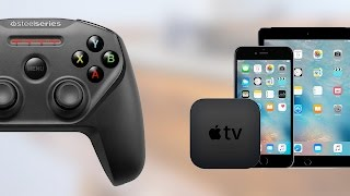 Top 3 Gamepads for Apple TV, iPhone, iPad and OS X