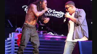Lil Wayne (feat. Drake) - Right Above It (Full/CDQ) [with Lyrics]