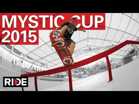 Mystic Cup Street 2015 - Winner Maxim Habanec, Martin Pek & More Highlights 2015