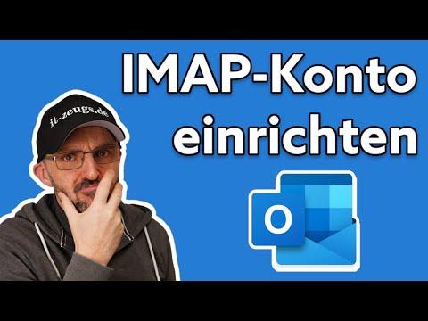 Outlook einrichten Windows   IMAP-Konto